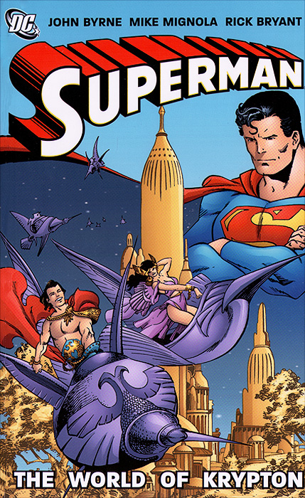Superman: The World of Krypton pictorial field book of the civil war v 3