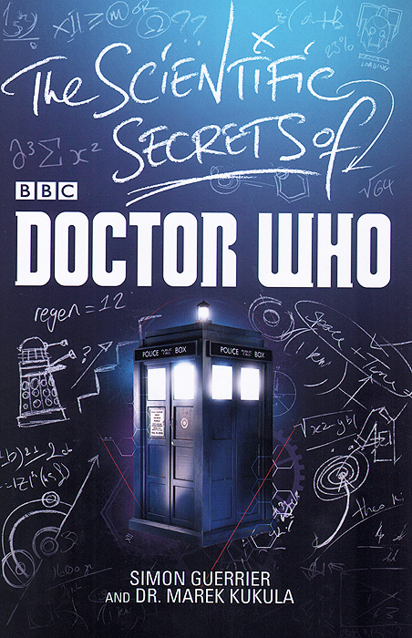 The Scientific Secrets of Doctor Who футболка рингер printio доктор кто doctor who