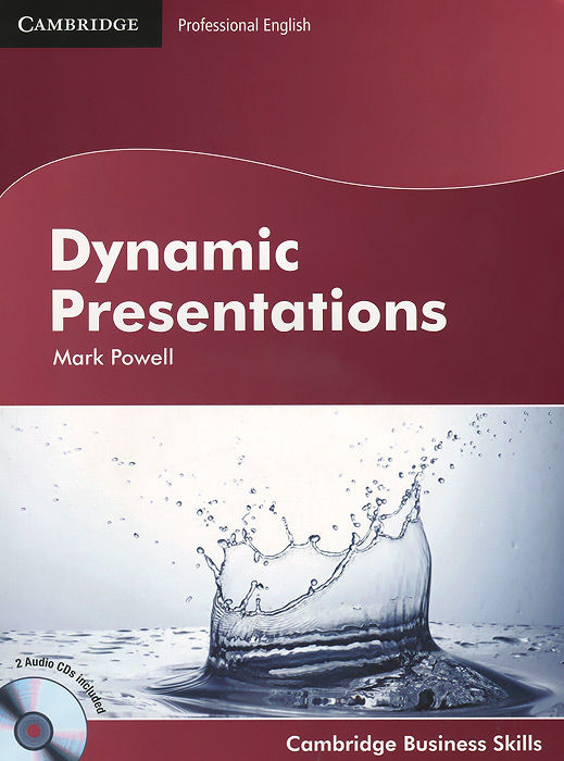 Dynamic Presentations (+ 2 CD) presentations in english dvd rom
