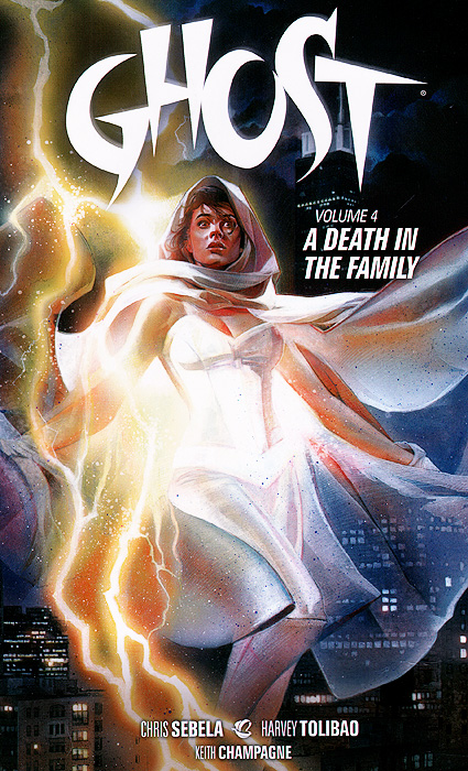 Ghost: Volume 4: A Death in the Family a light in the window