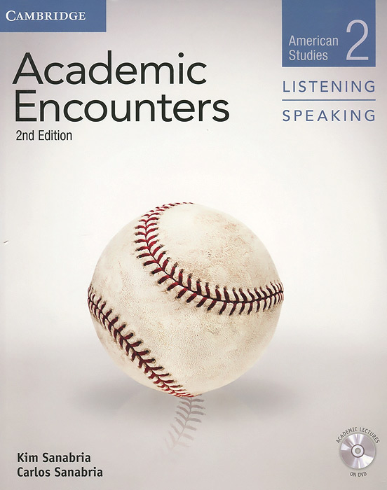 Academic Encounters: American Studies 2: Listening & Speaking (+ DVD-ROM) aish f tomlinson j lectures learn listening and note taking skills mp3