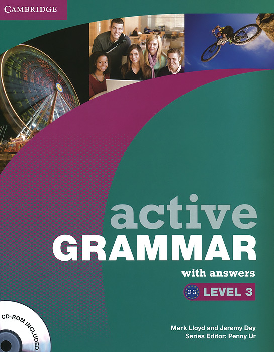Active Grammar 3: With Answers (+ CD-ROM) super grammar practice book level 3