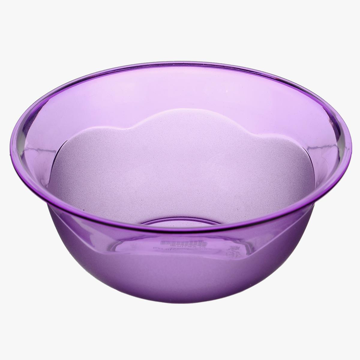 Миска Dunya Plastik, цвет: сиреневый, 0,5 л11161_сиреневыйМиска Dunya Plastik изготовлена из пищевого пластика круглой формы. Внешние стенки миски матовые. Изделие очень функционально, оно пригодится на кухне для самых разнообразных нужд: в качестве салатника, миски, тарелки и т.д.Можно мыть в посудомоечной машине.Объем: 0,5 л.Диаметр миски (по верхнему краю): 14 см.Высота стенки: 6,1 см.