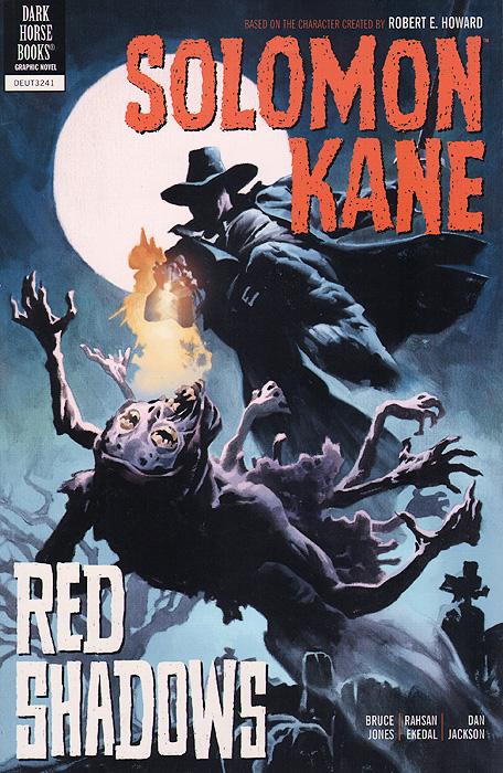 Solomon Kane: Volume 3: Red Shadows duncan bruce the dream cafe lessons in the art of radical innovation