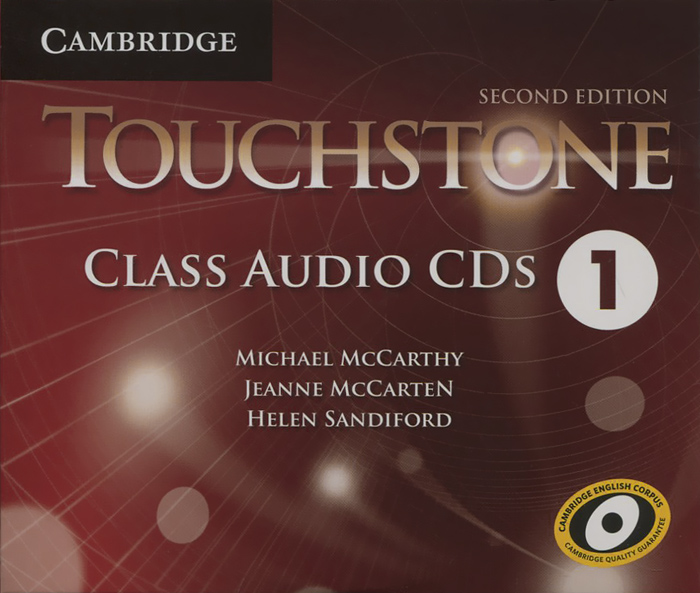 Touchstone: Level 1: Class Audio CDs (аудиокурс на 3 CD) playway to english level 1