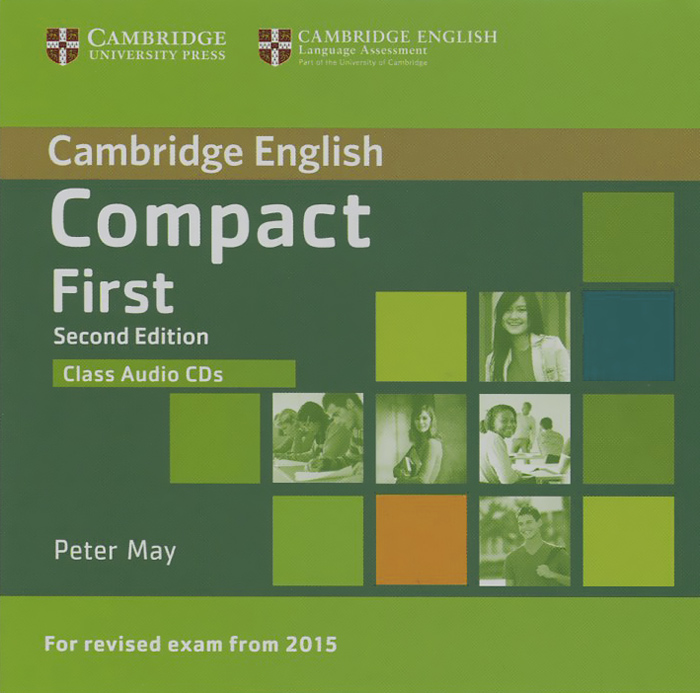 Compact: First for Schools: Class Audio CDs (аудиокурс на 2 CD) clyde l dodgson l harwood d first buster preparation course for the cambridge english first fce for schools student s book with 3 practice tests 3cd