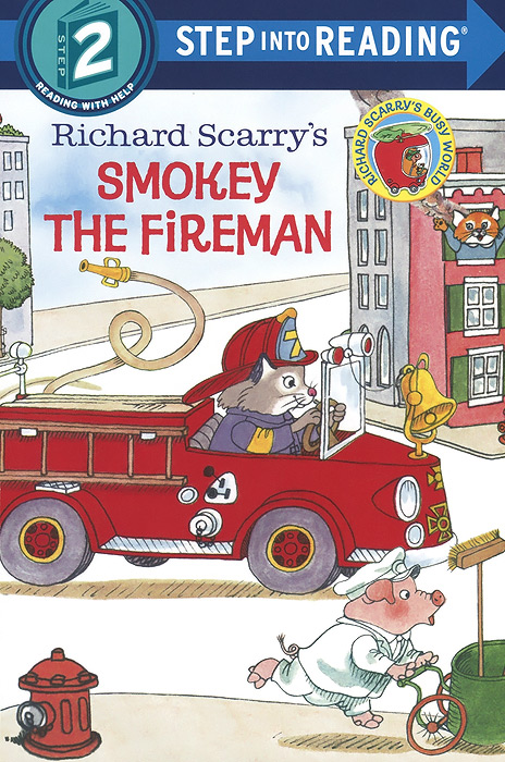 Richard Scarry's Smokey the Fireman: Step 2 richard cascarino e auditor s guide to it auditing