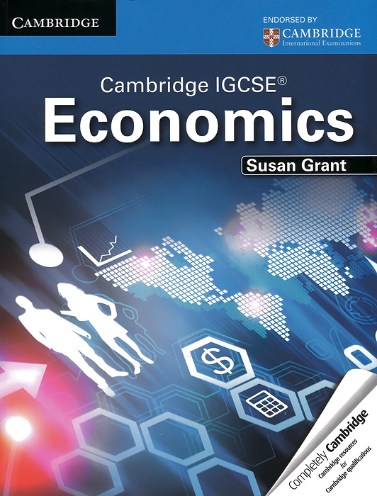 Cambridge IGCSE Economics: Student's Book cambridge english ielts 8 examination papers from university of cambridge esol examinations with answers 2cd