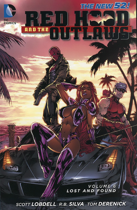 Red Hood and the Outlaws: Volume 6: Lost and Found what she left