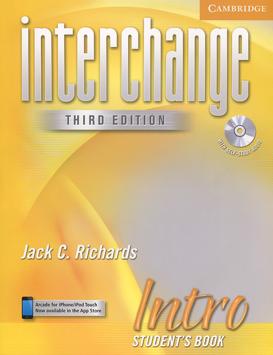 Interchange Intro: Student's Book (+ CD)