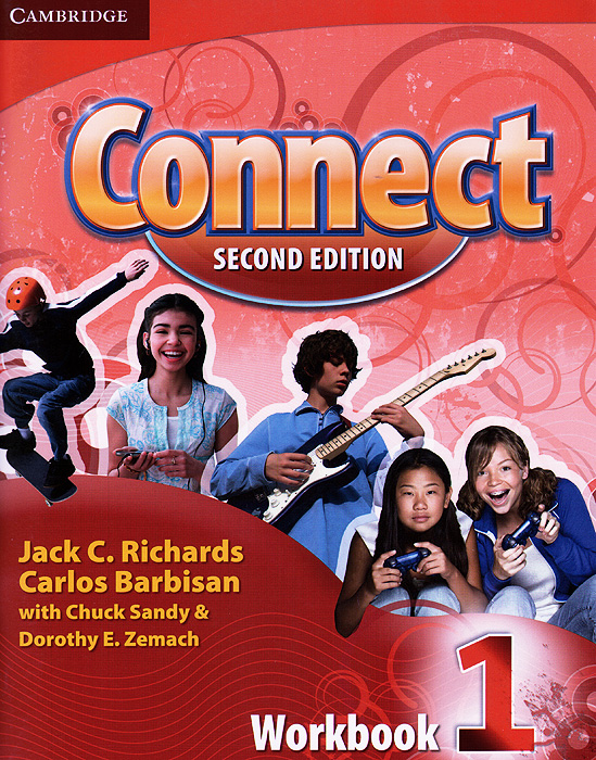 Connect 1: Woorkbook evans v new round up 2 teacher's book грамматика английского языка russian edition with audio cd 3 edition