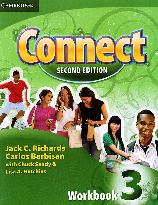 Connect 3: Woorkbook evans v new round up 2 teacher's book грамматика английского языка russian edition with audio cd 3 edition
