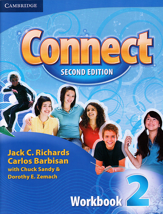 Connect 2: Woorkbook evans v new round up 2 teacher's book грамматика английского языка russian edition with audio cd 3 edition