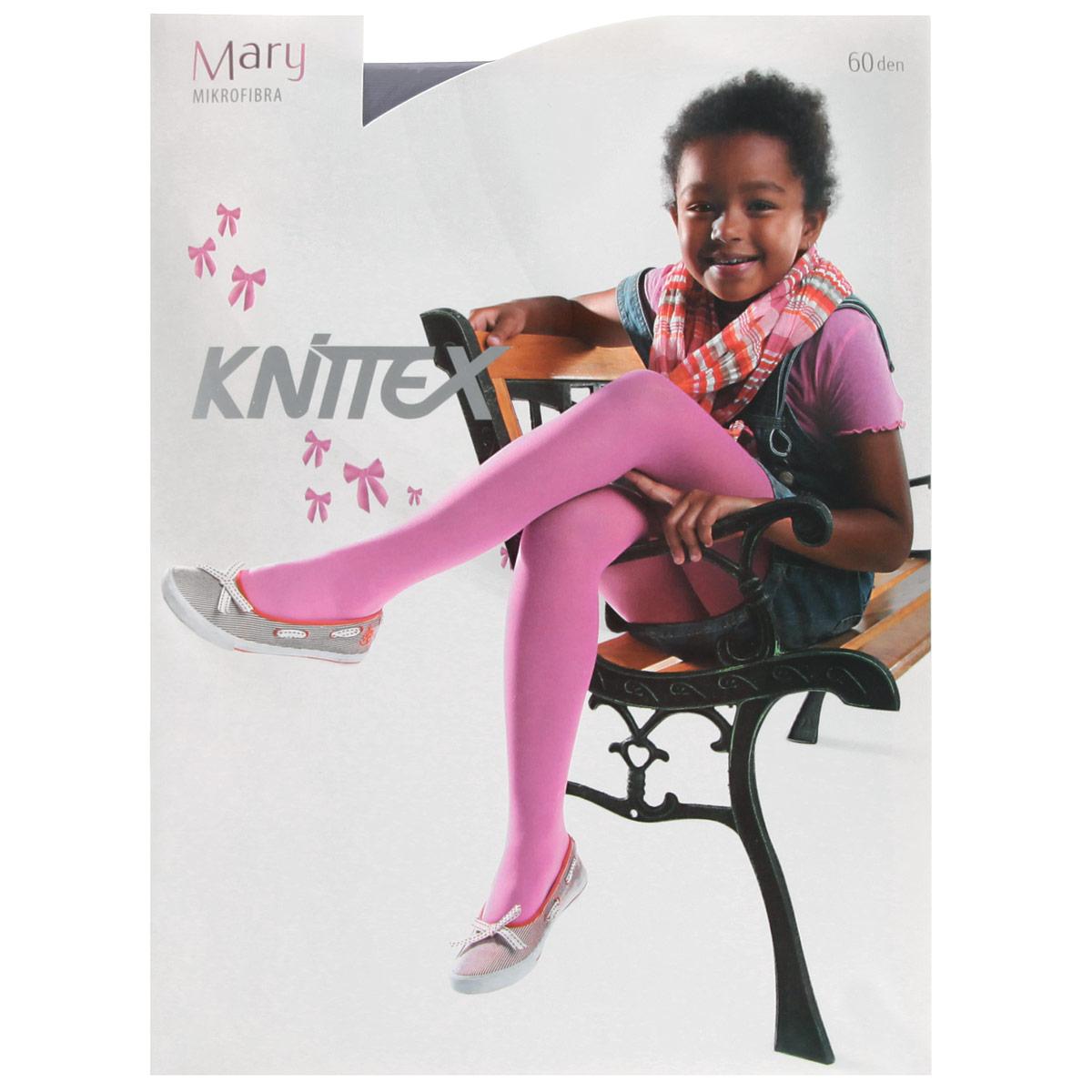 Колготки для девочки Knittex Miss Mary, цвет: светло-серый. RDZMARY_3. Размер 116/122, 6-7 летRDZMARY_3Классические детские колготки Knittex Miss Mary изготовлены специально для девочек. Мягкие и приятные на ощупь колготки имеют широкую резинку и комфортные плоские швы. Теплые и прочные, эти колготки равномерно облегают ножки, не сдавливая и не доставляя дискомфорта. Эластичные швы и мягкая резинка на поясе не позволят колготам сползать и при этом не будут стеснять движений. Входящие в состав ткани полиамид и эластан предотвращают растяжение и деформацию после стирки.Однотонная расцветка позволит сочетать эти колготки с любыми нарядами маленькой модницы.Классические колготки - это идеальное решение на каждый день для прогулки, школы, яслей или садика. Такие колготки станут великолепным дополнением к гардеробу вашей красавицы.