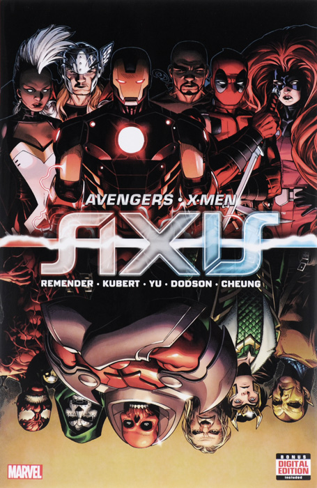 Avengers & X-Men: Axis red men