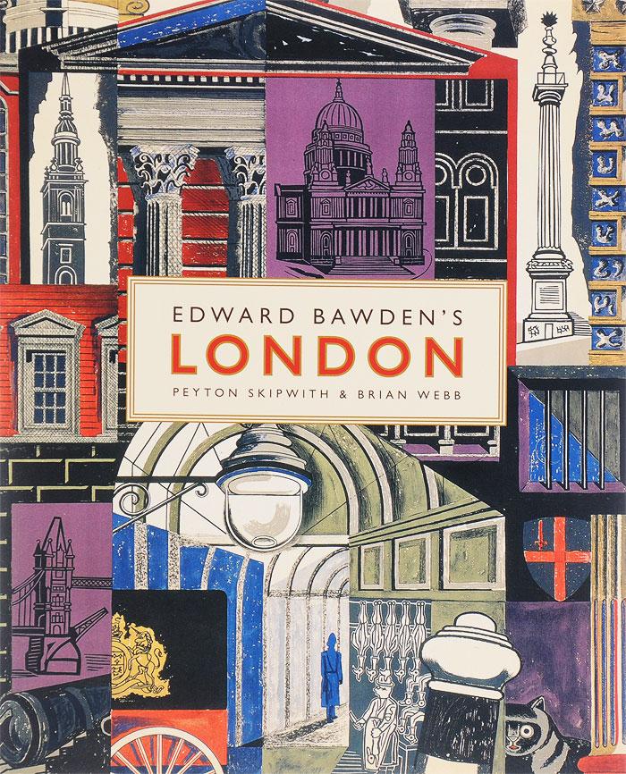Edward Bawden's London a walk in london
