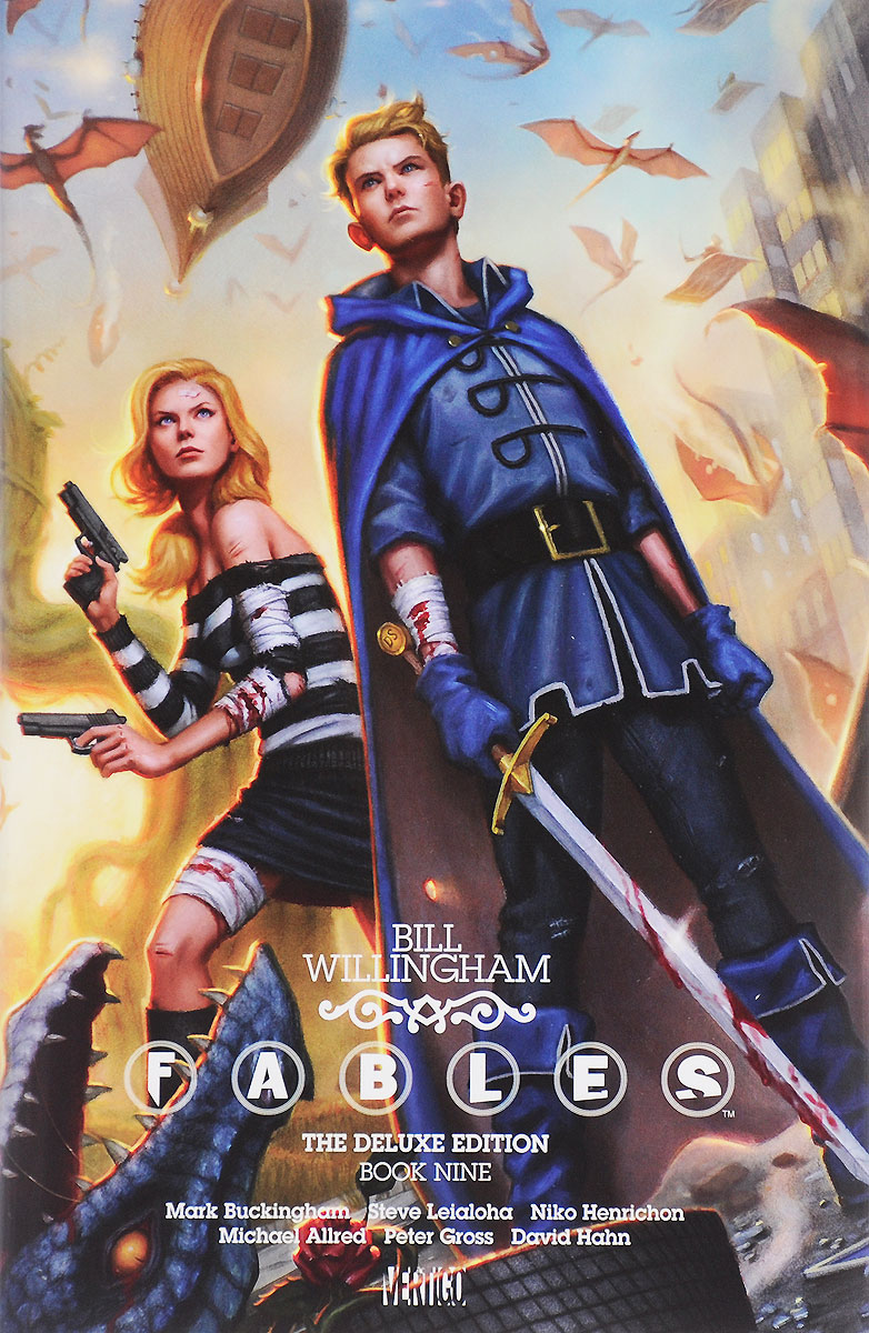 Fables: The Deluxe Edition: Book Nine dinosaurs will die сноуборд dinosaurs will die genovese 157