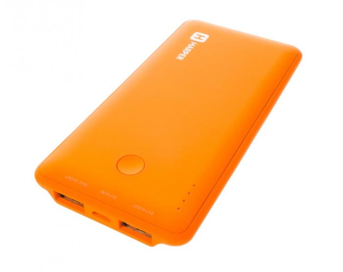 Harper PB-6001, Orange внешний аккумулятор внешние аккумуляторы harper внешний аккумулятор harper pb 10010 white