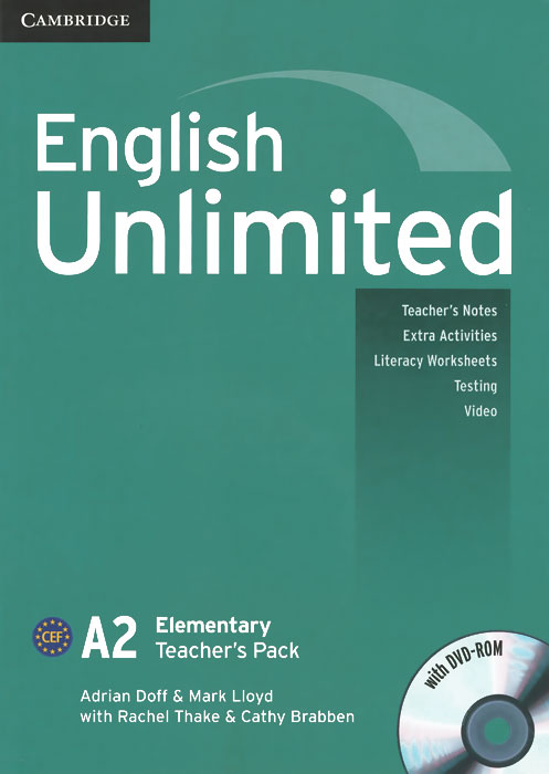 English Unlimited: Elementary Teacher's Pack (+ DVD-ROM) montgomery equatorial waters and currents at 150 w in july–au gust 1952