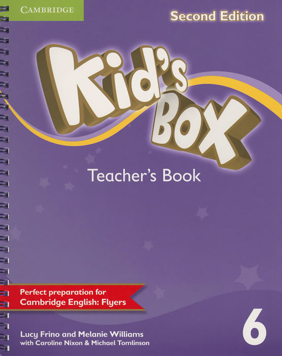 Kid's Box 6: Teacher's Book alfred s basic adult piano course lesson book level two