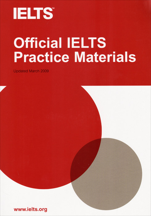 Official IELTS: Practice Materials 1 (+ Audio CD) clutterbuck m gould p focusing on ielts general training practice tests with answer key 3cd
