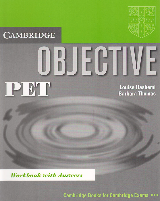 Objective PET: Workbook with Answers objective pet workbook with answers page 10