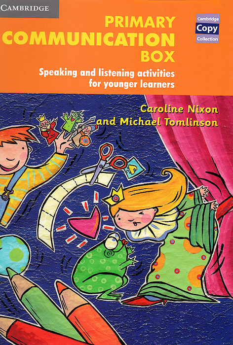 Primary Communication Box: Reading Activities and Puzzles for Younger learners caroline nixon michael tomlinson primary communication box reading activities and puzzles for younger learners