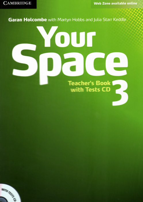 Your Space: Level 3: Teacher's Book with Tests CD (+ CD-ROM)