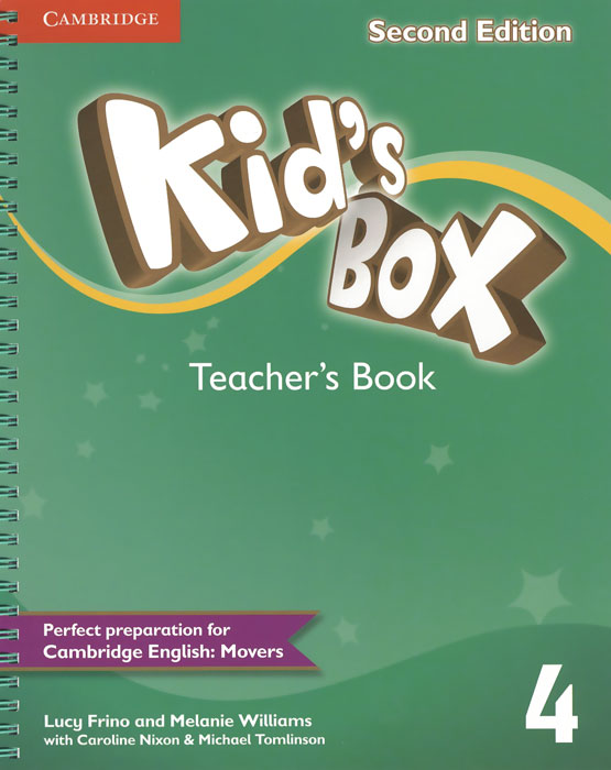 Kid's Box 4: Teacher's Book cambridge young learners english tests flyers 4 student s book