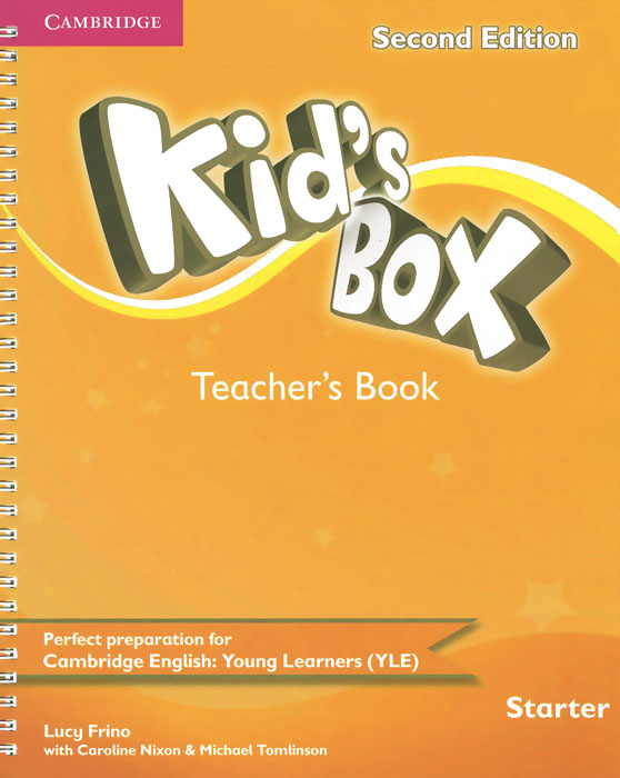 Kid's Box: Starter Teachers Book