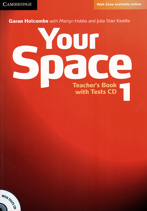 Your Space: Level 1: Teacher's Book with Tests CD (+ CD-ROM) hot spot level 3 teacher s book cd rom