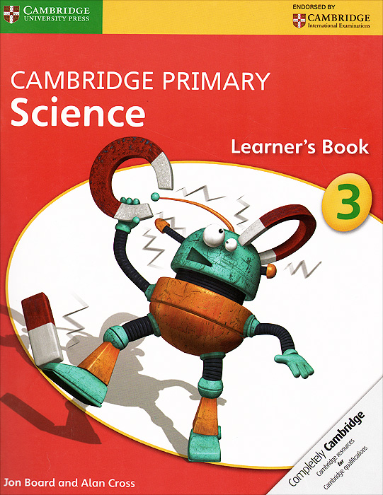 Cambridge Primary Science 3: Learner's Book cambridge primary science 1 learner s book
