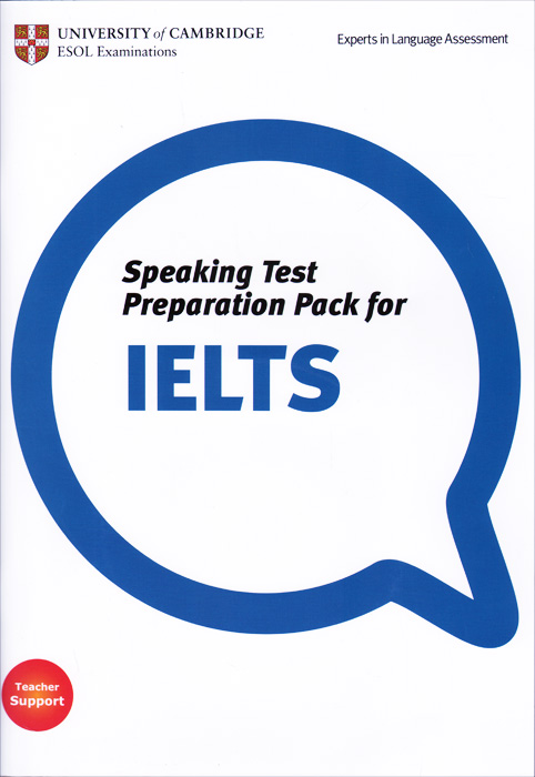Speaking Test Preparation Pack for IELTS: Paperback (+ DVD) mcgarry f mcmahon p geyte e webb r get ready for ielts teacher s guide pre intermediate to intermediate ielts band 3 5 4 5 mp3