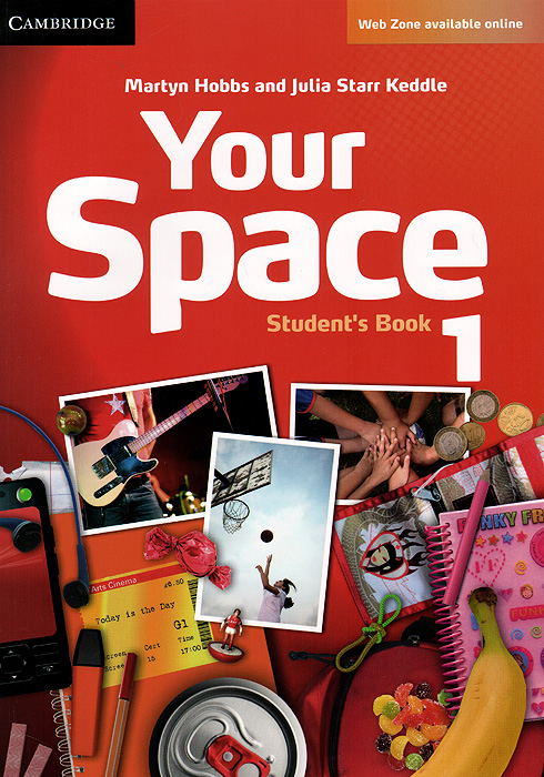 Your Space: Level 1: Student's Book