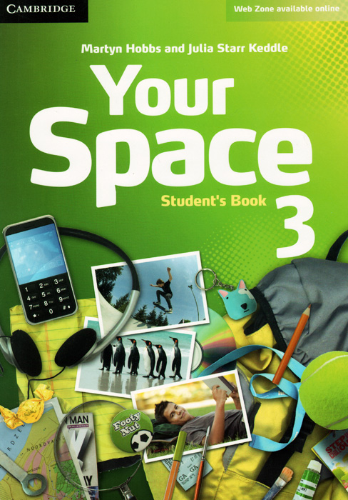 Your Space: Level 3: Student's Book language change and lexical variation in youth language
