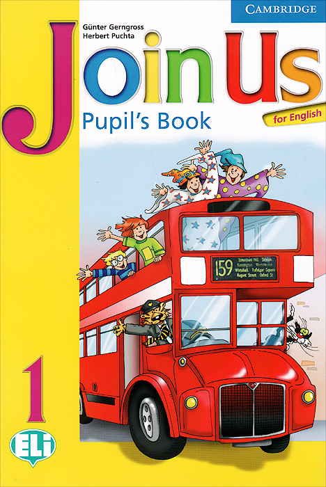 Join Us for English 1: Pupil's Book