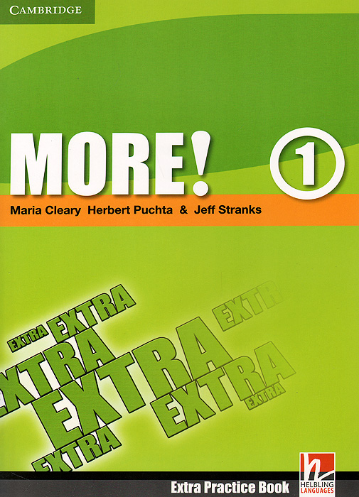 More! Level 1: Extra Practice Book do less get more