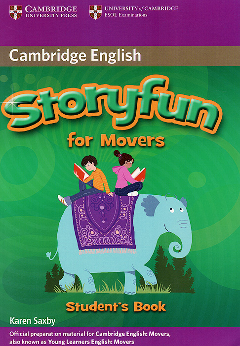 Storyfun for Movers: Student's Book storyfun for flyers teacher s book with audio cds 2