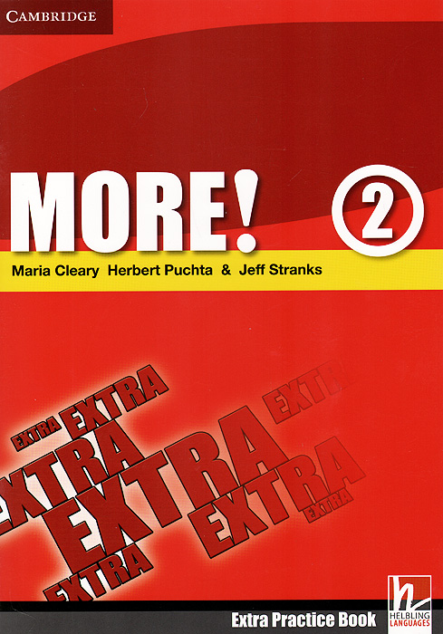 More! Level 2: Extra Practice Book more level 2 dvd