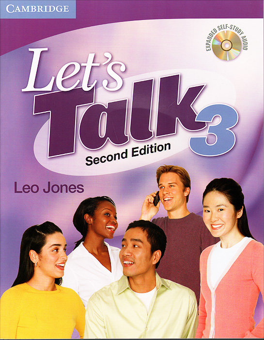 Let's Talk 3: Student's Book (+ CD) cr0017 czech 1996 world heritage roleta and shengnai bohm church 2 new 0528 grams