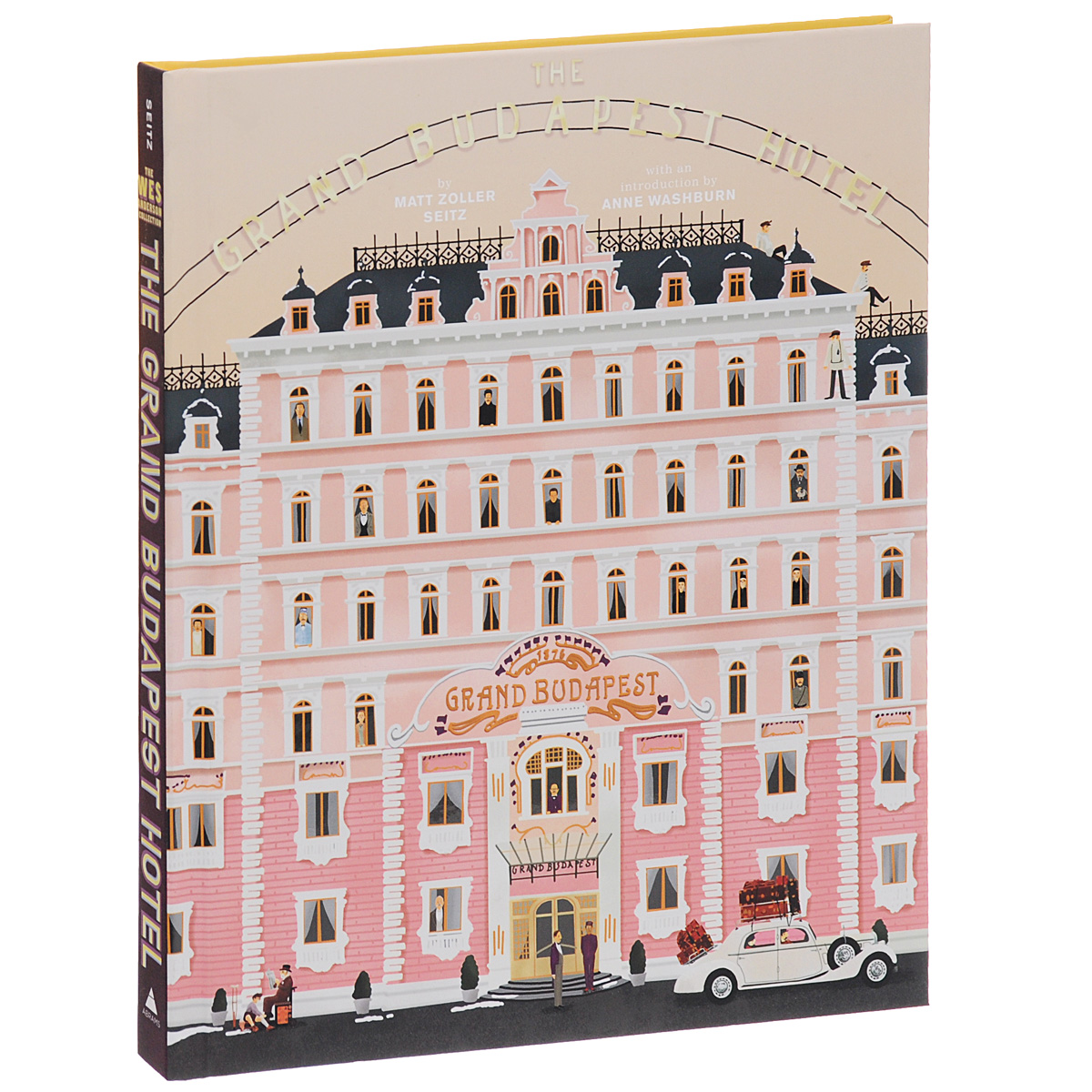 The Wes Anderson Collection: The Grand Budapest Hotel the critic