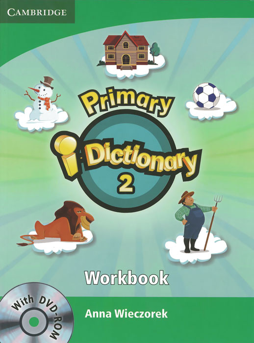 Primary i-Dictionary 2: Workbook (+ DVD-ROM) cambridge learners dictionary english russian paperback with cd rom