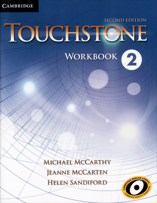 все цены на  Touchstone: Level 2: Workbook  в интернете