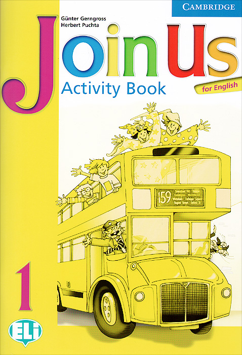 Join Us for English 1: Activity Book