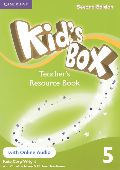 Kid's Box 5: Teacher's Resource Book with Online Audio kid s box 2ed 6 ab online resources