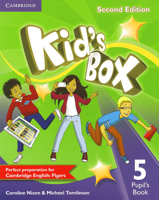 Kid's Box 5: Pupil's Book cambridge english empower advanced student s book c1