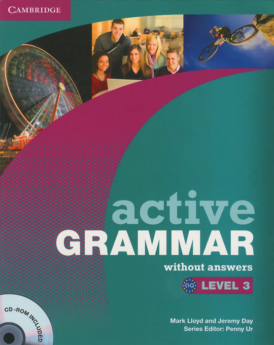 Active Grammar: Level 3: Without Answers (+ CD-ROM) my grammar lab advanced level with key