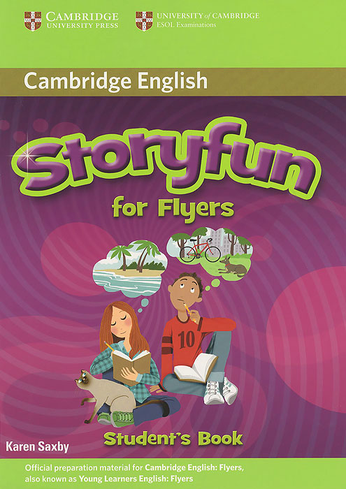 Storyfun for Flyers: Student's Book сумка the cambridge satchel