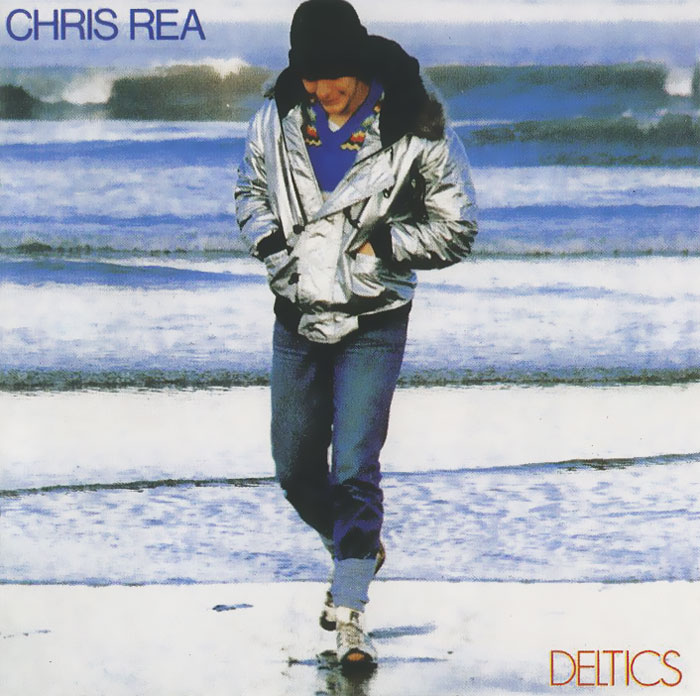 Крис Ри Chris Rea. Deltics крис ри chris rea wired to the moon