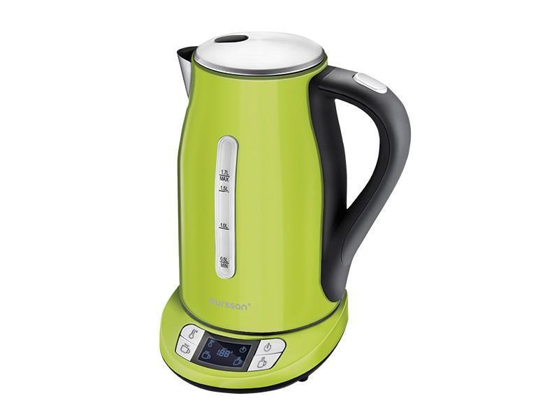 Oursson EK1775MD/GA, Green Apple электрочайник